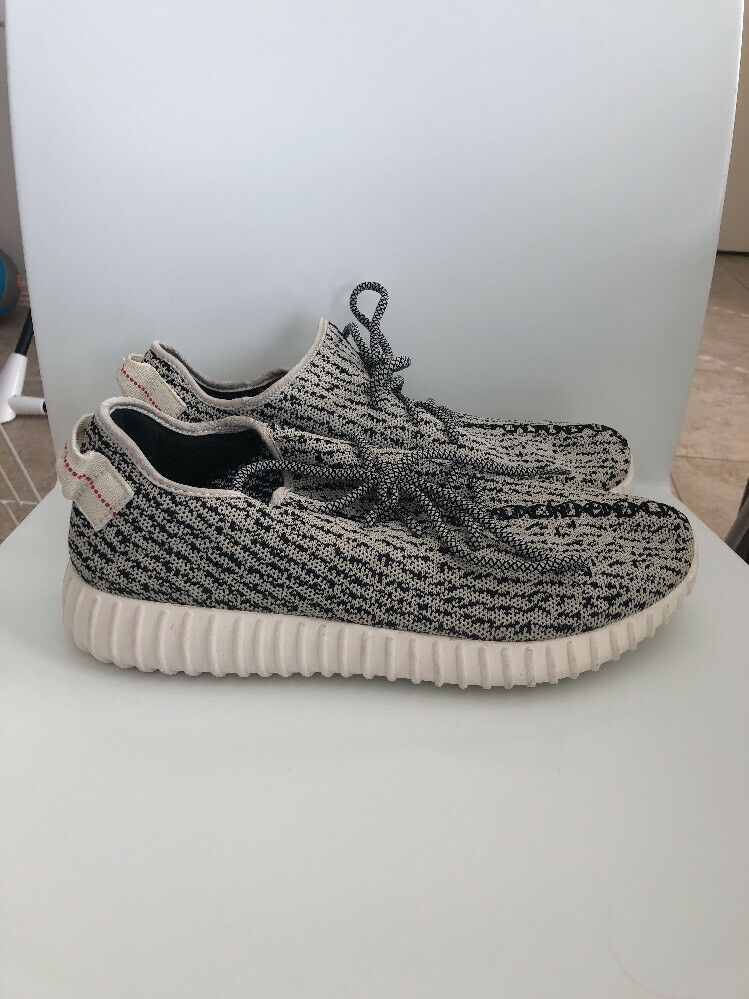 Adidas Mens Yeezy shoes Size 12.5 New without Box