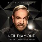 Neil Diamond Classic Diamonds With The London Symphony (CD, 2020)