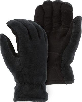 Heatlok Thermal Insulated Deerskin Suede Leather Warm