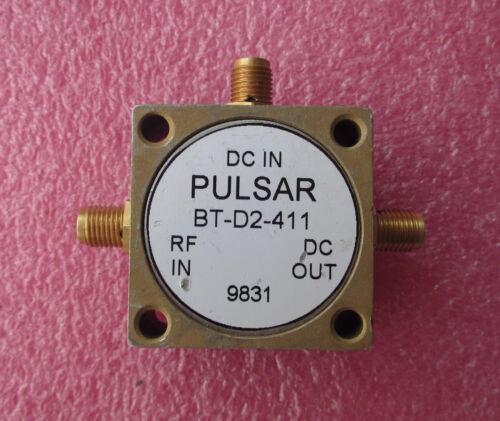 Pulsar BT-D2-411 1MHz-4500MHz 50V 1000mA //1A SMA COAXIAL BIAS #CSX1