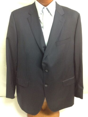 Fifth Saks 2 Samuelsohn New bt w40 58r Eu By 48r pak wol Avenue Zwarte 60ddqw5