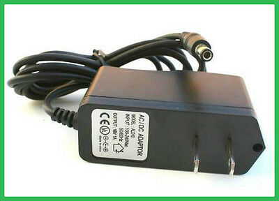 EU Plug 15V 700mA 0.7A Power Supply Cord Adapter 5.5mm x 2.1mm