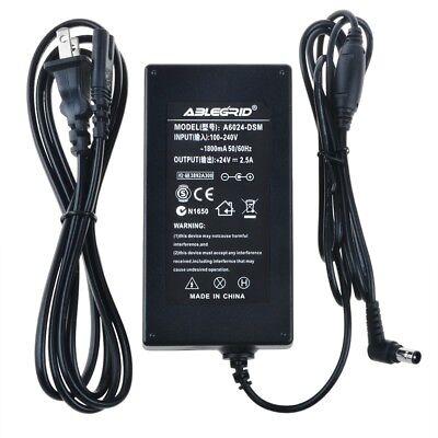 T POWER 24V Ac Adapter Compatible Samsung HW-K450 HW-K450,ZA HWK450 HWK450ZA HW-K650 2.1 3.1 Series AirTrack Crystal Surround SoundShare SoundBar Wireless Subwoofer Air Track Active Speaker System