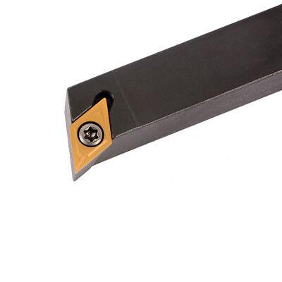 1pcs DCMT11T304 Carbide insert SDQCR1616H11 Lathe External Turning Tool Holder