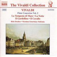 A. Vivaldi - Flute Concertos / Various [new Cd] on sale
