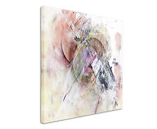 Abstrakt/_1149 60x60cm abstraktes modernes Leinwandbild Paul Sinus modern XXL