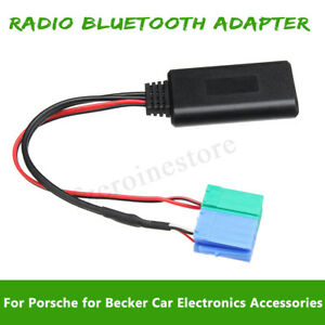 Car-Radio-bluetooth-Adapter-Aux-in-Cable-For-Iphone-iPod-Mp3-Porsche-Becker