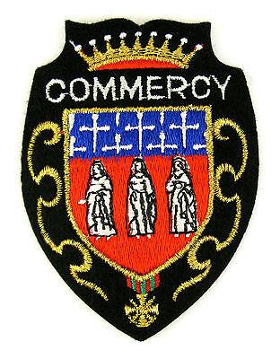 patch//crest embroidered ♦ MONTAUBAN Ecusson brodé ♦