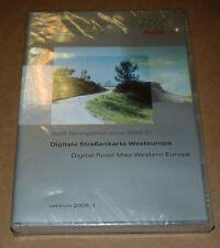 Audi NAVIGATION PLUS CD DVD RNSE RNS-E WESTERN EUROPE 2006 DISC 8P0 919 884 K