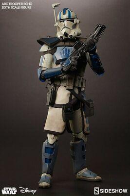 aucune Figure Blue Clone Kama Capitaine Rex-Star Wars Black Series//Figuarts