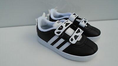 Details zu Adidas Kinder Sneaker Schuhe Klettverschluss Jungen blau 20 22 23 24 25 NEU