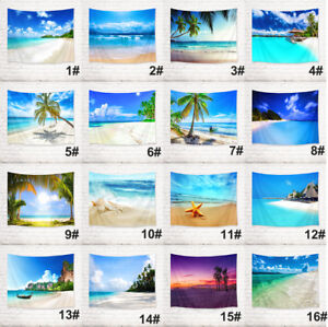 Beach-Sandy-Scenery-Wall-Hanging-Decor-Tapestry-Picnic-Beach-Sheet-Table-Cloth