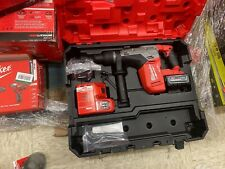 Milwaukee M18 Fuel Brushless Cordless 1 916 In Sds Max Rotary Hammer Kit
