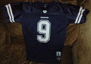 3af2b1eac3e La foto se está cargando Tony-Romo-Jersey-Dallas-Cowboys-NFL-grande-de-