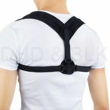 Posture Corrector Shoulder Upper Back Adjustable Clavicle Support Brace Improve