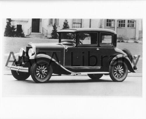 Picture 1928 Graham 619 Four Passenger Coupe Factory Photo Ref. #44805