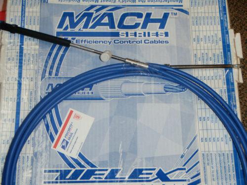 MERCURY GEN II CONTROL CABLE UFLEX MACH36 SHIFT OR THROTTLE CABLE 11FT MC36X11
