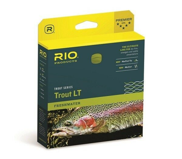 RIO Trout LT Fly  Line - WF3F - color Camo Beige - New  latest styles