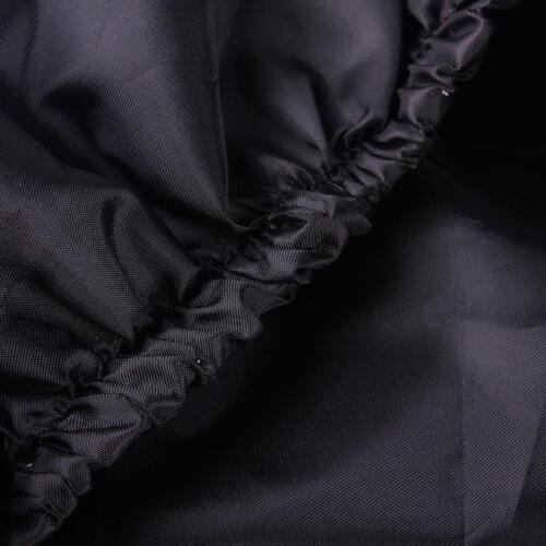 SUZUKI SWIFT III 05/> Seat Covers Waterproof Nylon Front Pair car Black Protector