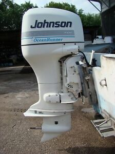 1998 johnson evinrude omc 175 hp 2 stroke dfi 25 outboard for Used 175 hp outboard motors for sale