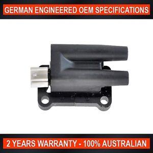 OEM-Quality-Ignition-Coil-White-Plug-for-Mitsubishi-Triton-Pajero-Challenger