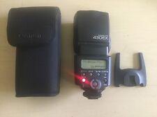 Canon 430EX Speedlite Flash for Canon EOS SLR Cameras