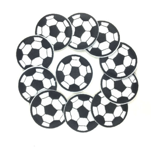 Mannschaft Aufnäher SET PATCH FUßBALL 11 Aufnäher Team Fussball Freunde