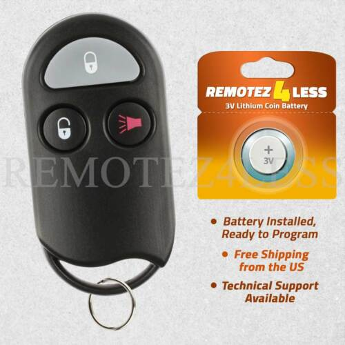Remote for 1995-1999 Nissan Sentra Keyless Entry