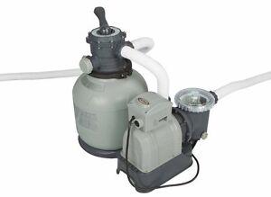 Pompa filtro a sabbia 28648 Intex 10.500 l/h per piscina fuori terra - Rotex