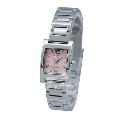 -Casio LTP1283D-4A Ladies' Analog Watch Brand New & 100% Authentic