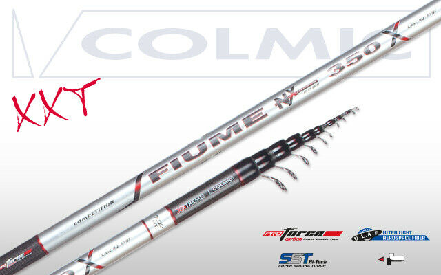 Canna bolognese Colmic Fiume NX 350