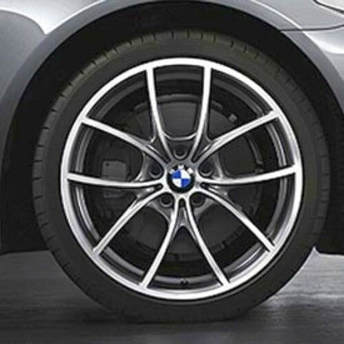 BMW V Spoke Style 365 Wheel And Tire Package 36112208660