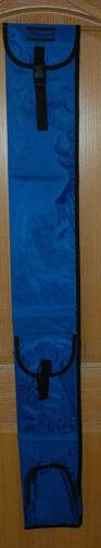 SHAKESPEARE Fishing Rod Bag 138 cm long 18 cm wide 2 pockets