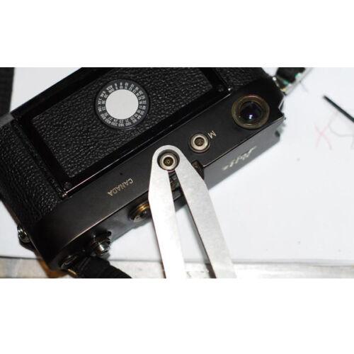 6PCS CTL-6 Aluminium Alloy Camera Lens Repair Wrench Clamp Tool For Leica M2-M7