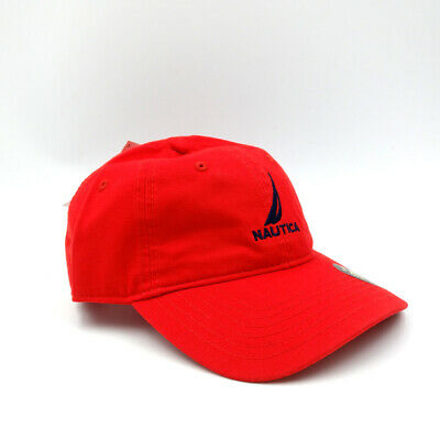 Hot Nautica Hat Sport Baseball Cap New Tennis Driving Unisex Black Adjustable