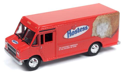 Hostess Twinkies 1990s GMC Step Van Delivery JOHNNY LIGHTNING DIE-CAST 1:87 HO