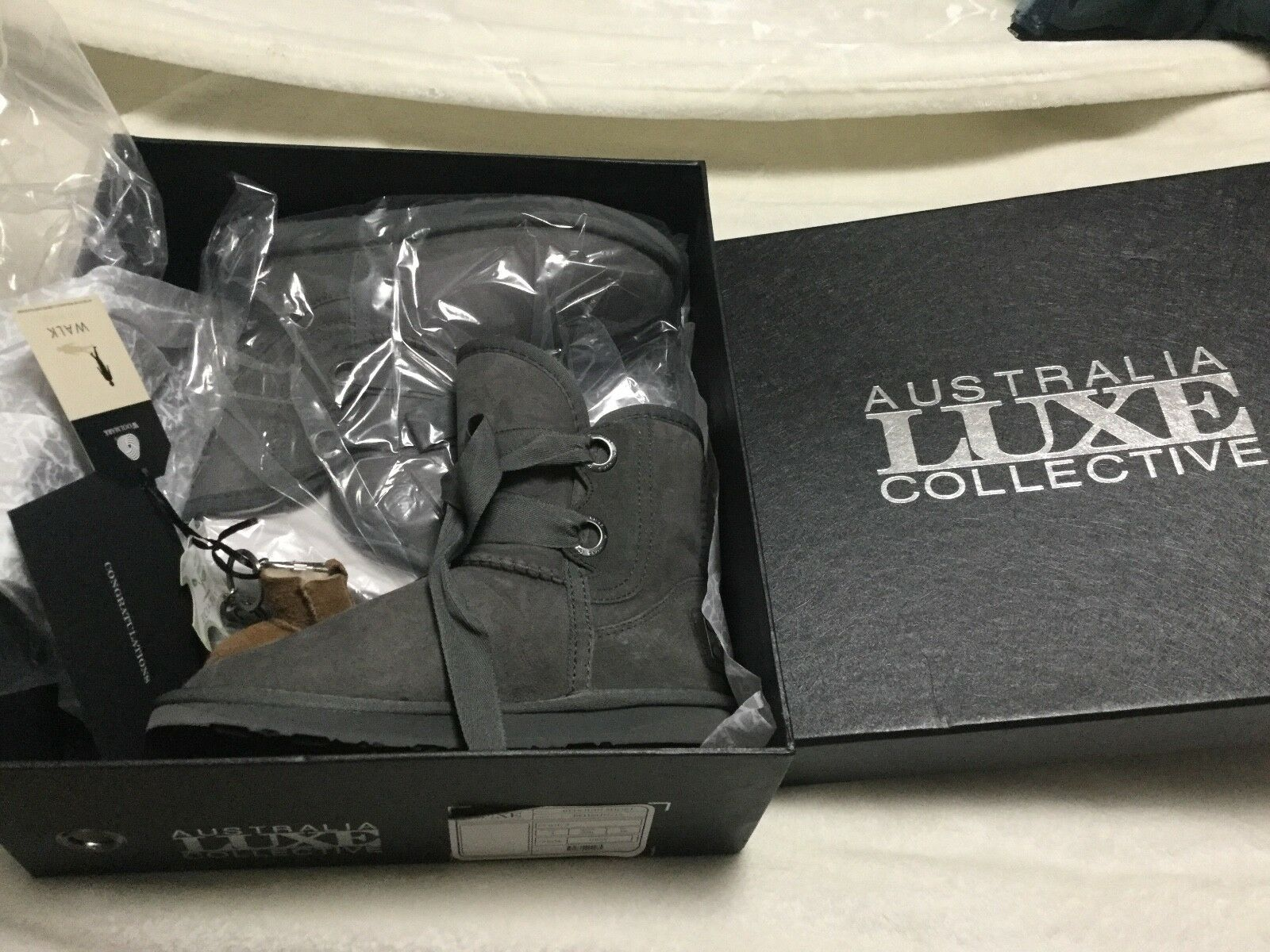 Australia Luxe Collective boots, brand new with box, size 5