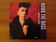 BOMB THE BASS Winter In July 1991 Vinyl Single