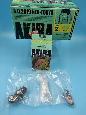 neuf mini figurine AKIRA PART 2 MINIQ DISPLAY 1 figurines Tetsuo moto serie 2