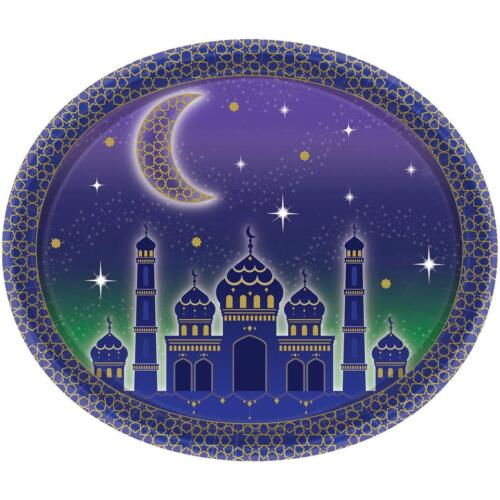 SERMENT Moubarak-Vaisselle DECO au Ramadan jeûne Briser Mosquée musulman Jour Férié