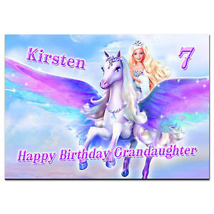 Image Is Loading C050 Large Personalised Birthday Card Custom Made For