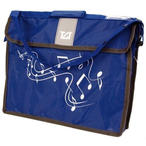 MUSIC BAG TGI CARRIER PLUS Blue
