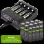 Rechargeable-High-Capacity-AAA-AA-Batteries-and-Charging-Dock-Venom-Power miniatuur 19