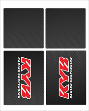 KYB ENZO Racing Middle Fork Tube Guards Motocross Dirt Bike Decal