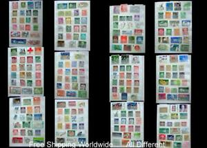 Stamp Collection From Germany DDR Bayern, Free Shipping Worldwide
