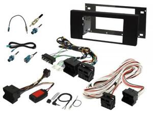 Details about InCarTec FK-983/2 Range Rover L322 Double Din Stereo on