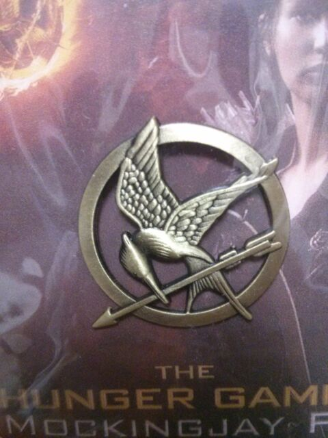 The Hunger Games: Catching Fire - Mockingjay Pin