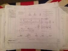 Bayonet Lee Enfield Armorer Drawings Schematics Pattern 07 Swords And Scabbards
