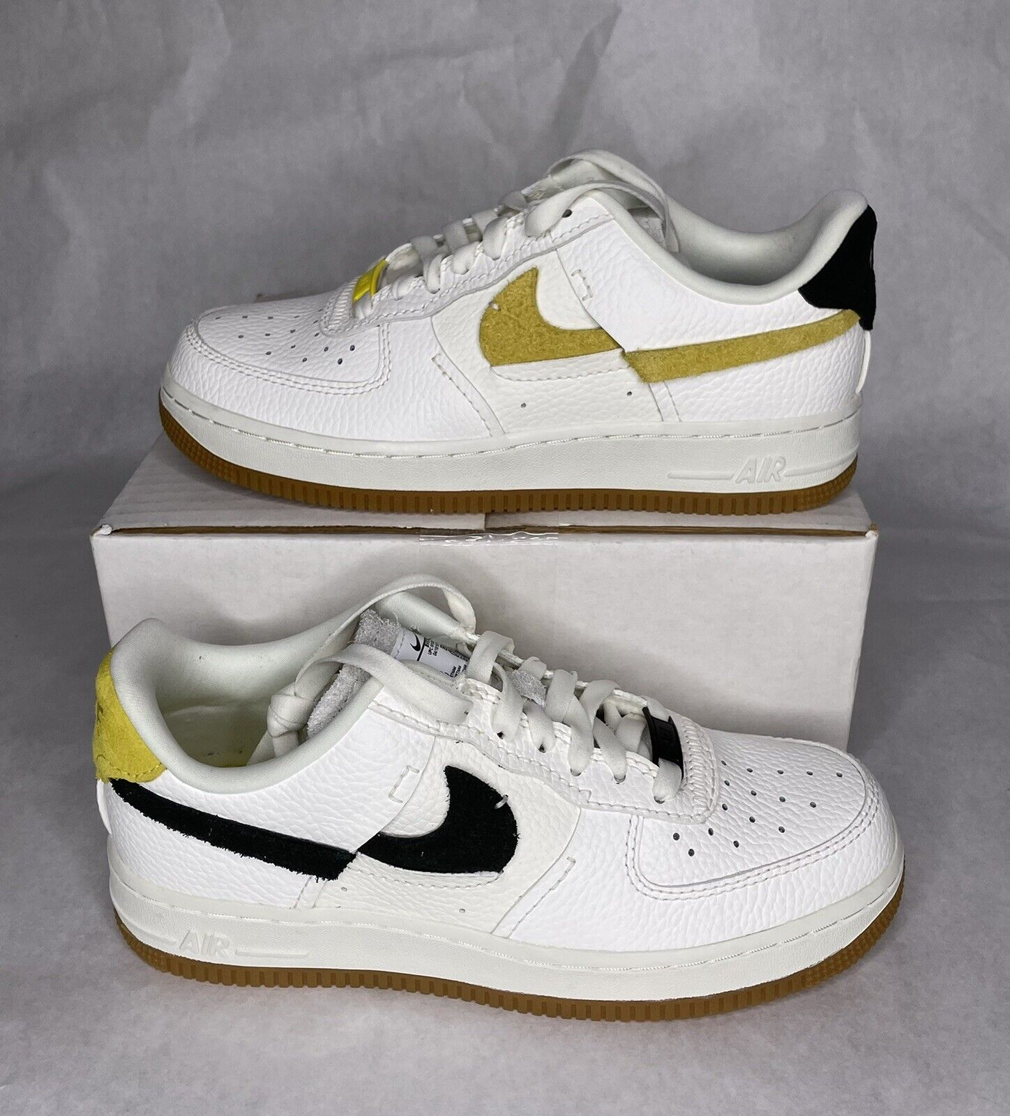 Size 7 - Nike Air Force 1 '07 LXX Vandalized 2019 - BV0740-101 for ...