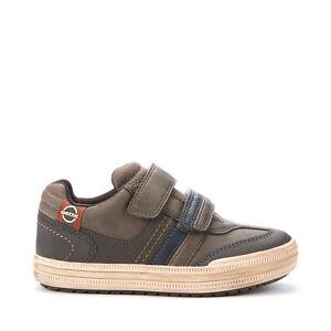 Con In Geox Elvis Sneakers J54a4b Strappi Scarpe Pelle Bimbo Linea wwS4q